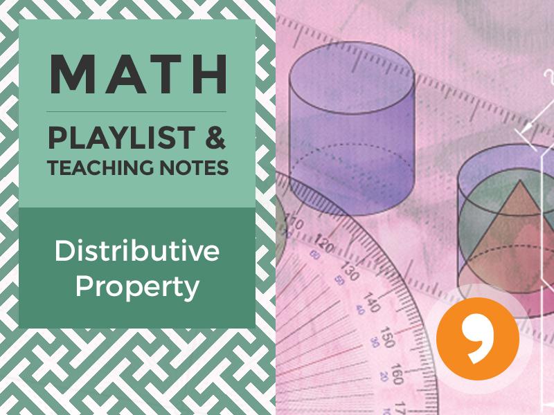 3.MD.C.7.C Playlist: Distributive Property