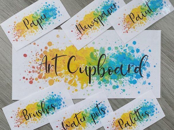 Art Labels 2