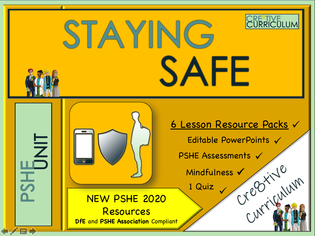 Staying Safe KS4 PSHE Unit