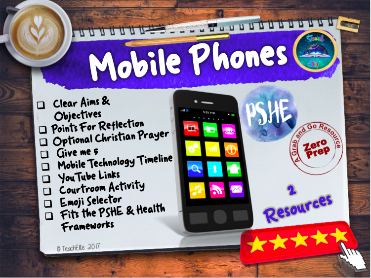 Mobile Phones Tutor Time