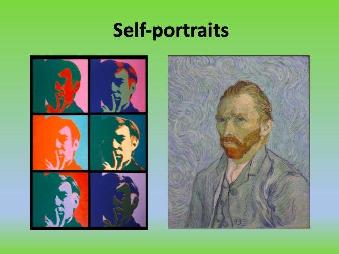 Drawing portraits: KS3 art scheme of work