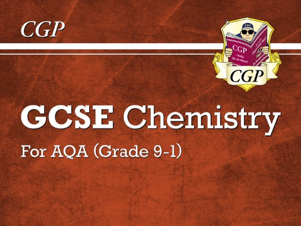Chemistry AQA GCSE complete PAPER 2