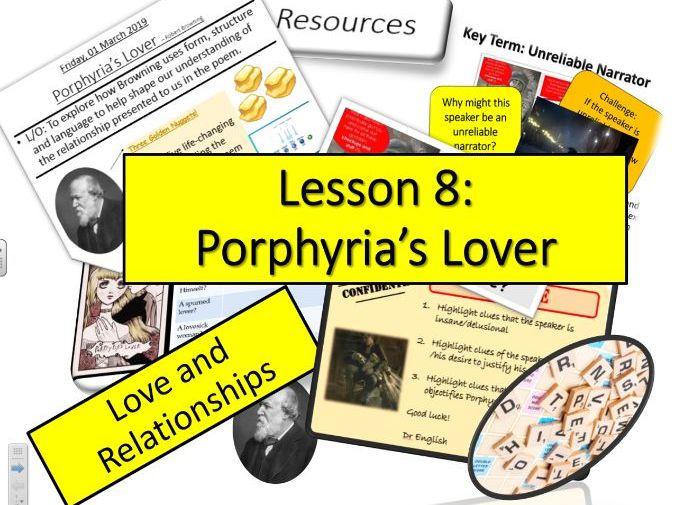 L8 - Porphyria's Lover