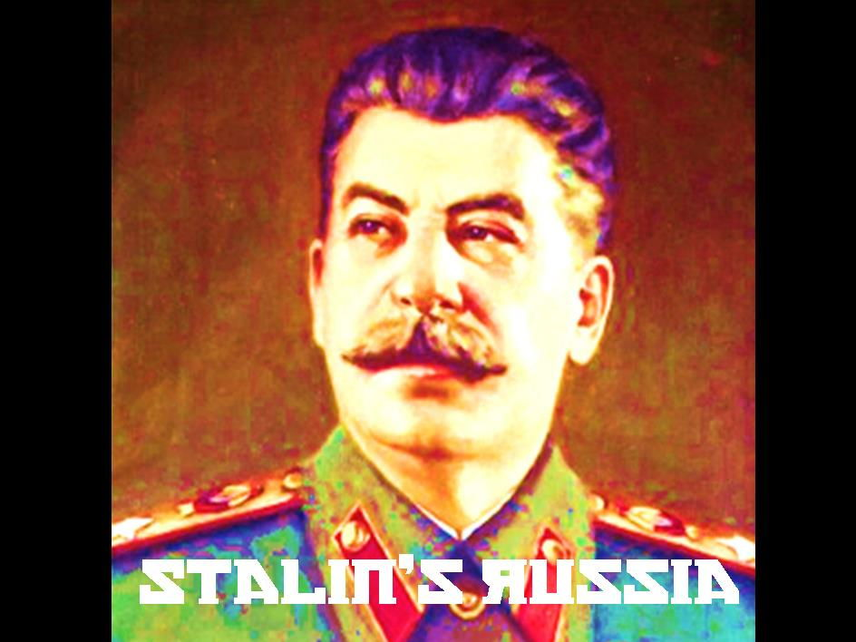 Stalin's Russia: Bullet Point Revision