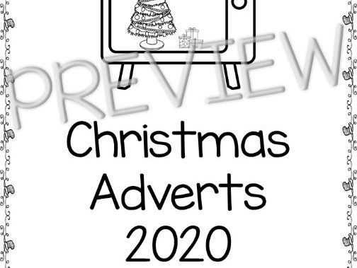 Christmas Adverts 2020