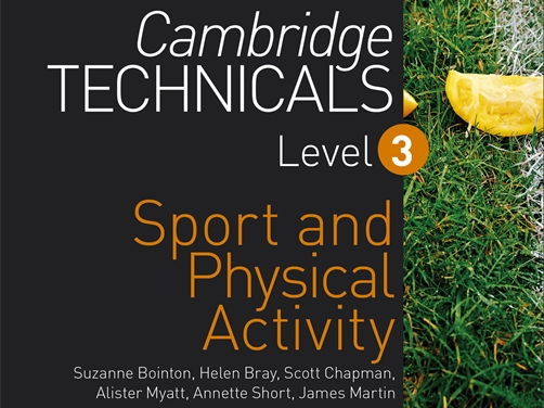Cambridge Technicals Level 3 Sport - Unit 4 LO4