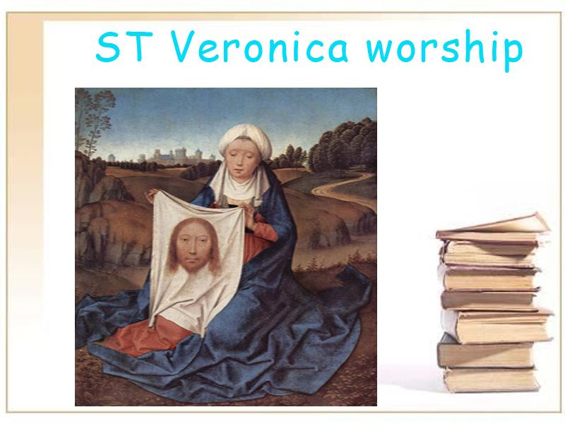 ST Veronica Worship