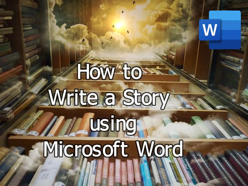 KS1 - Writing a Story using Microsoft Word