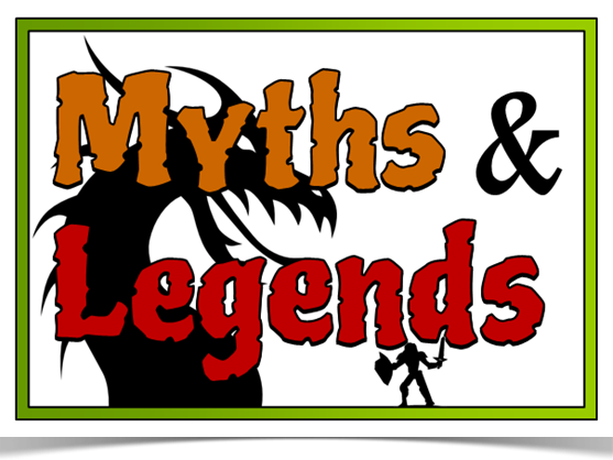 Myths and Legends, 10 weeks of fully planned and resourced lessons