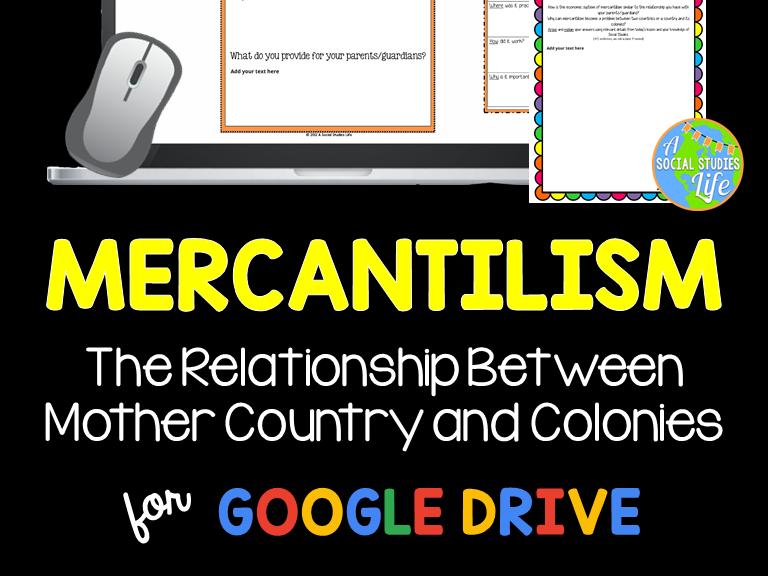 Mercantilism Age of Exploration