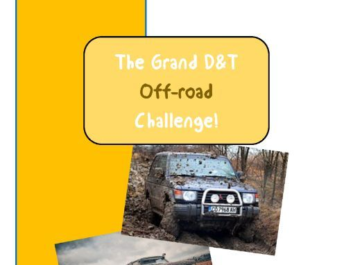 The Grand D&T Off-Road Challenge