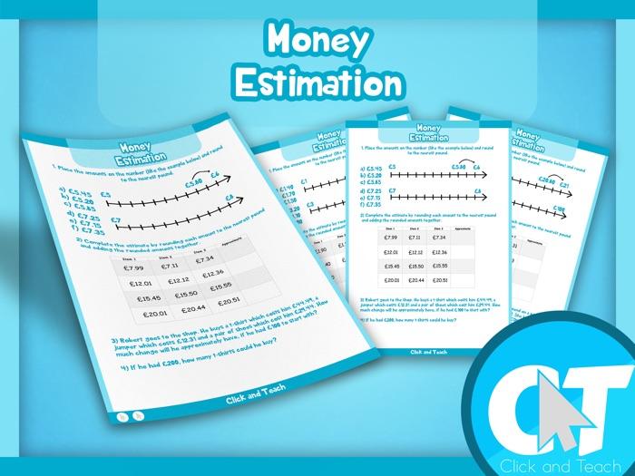 KS2 - Money Estimation