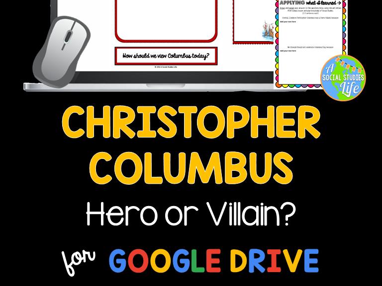 Christopher Columbus - Hero or Villain? Students Debate!
