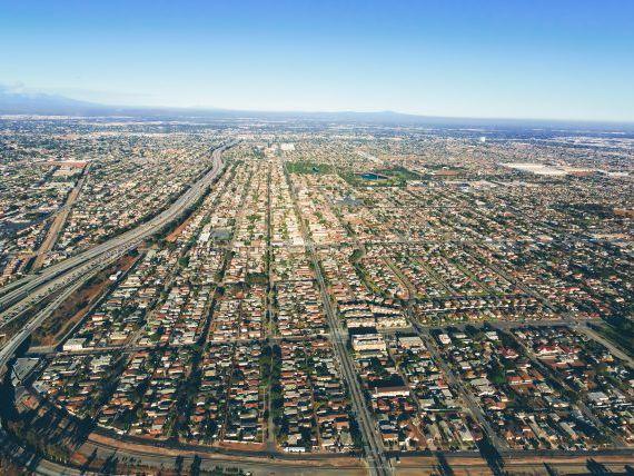 Urban land use patterns - IGCSE Geography 9-1