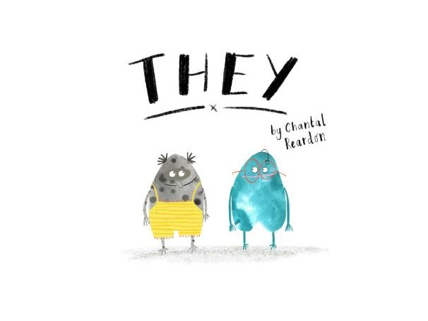 Activities for They by Chantal Reardon