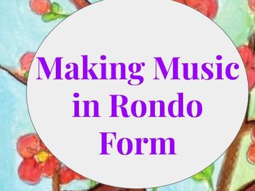 Making music in Rondo form using a Listening Map