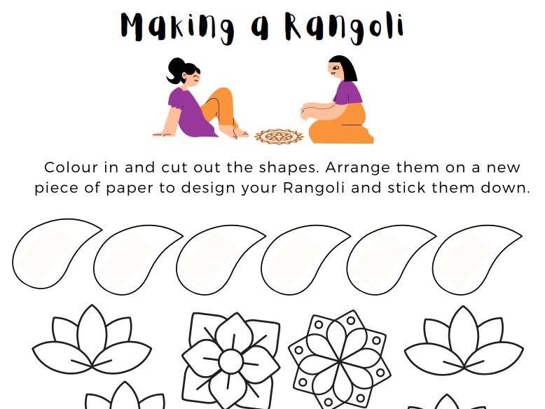 Design A Rangoli