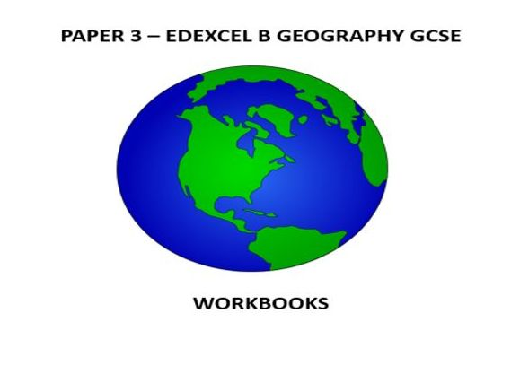EDEXCELBGCSE_PAPER3_WORKBOOKS