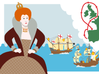 Why did the Spanish Armada attack? Emojis