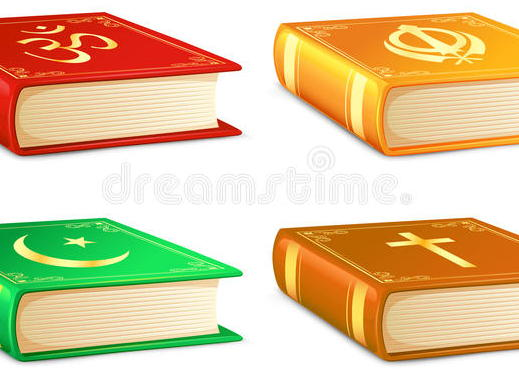 Holy books - The Bible, The Guru Granth Sahib and The Qur'an - 8 lessons