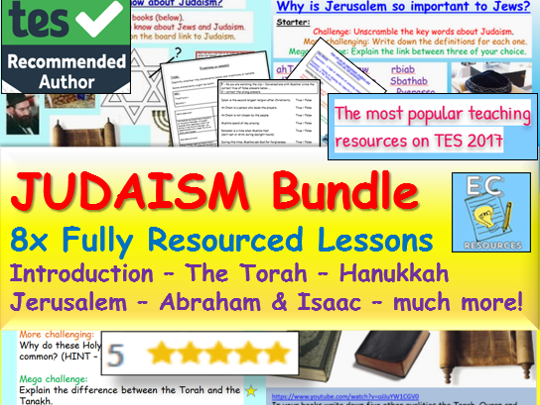 JUDAISM : JUDAISM UNIT