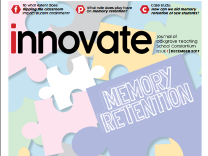 Research Journal - Innovate Dec 2017