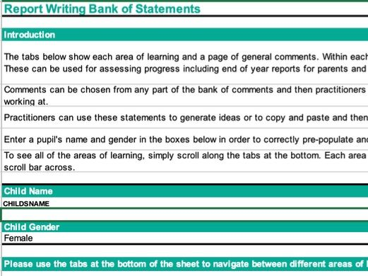 Media Studies Report Bank