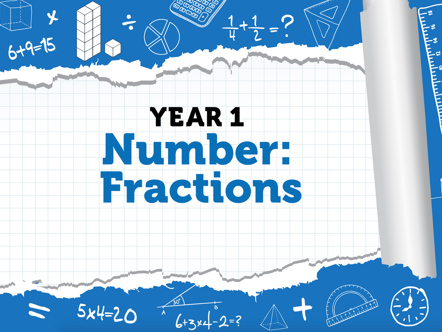 Year 1 - Summer - Weeks 4-5 - Fractions