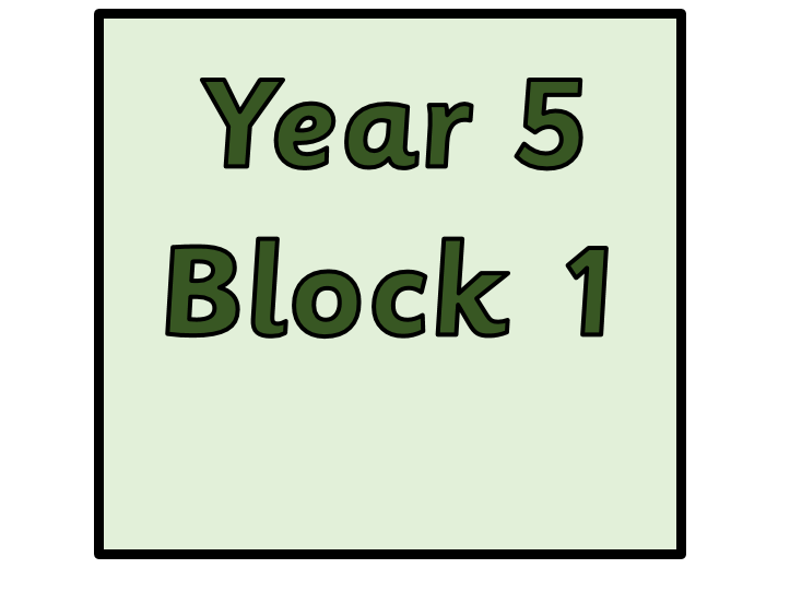 Year 5 - Block 1 - Place Value