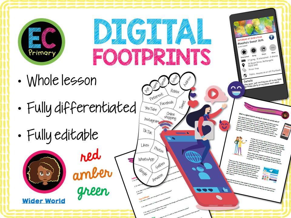 Digital Footprints KS2