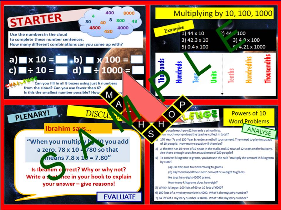 Indices Index Laws And Powers By Shamster Teaching Resources Tes