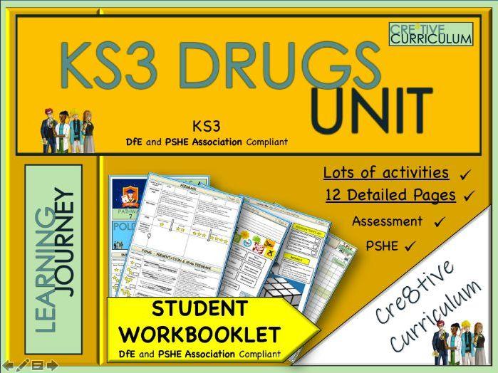 Drugs Education KS3