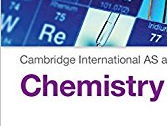 Cambridge AS and A level Chemistry Lattice Enthalpy Questions