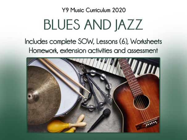 Y9 BLUES AND JAZZ
