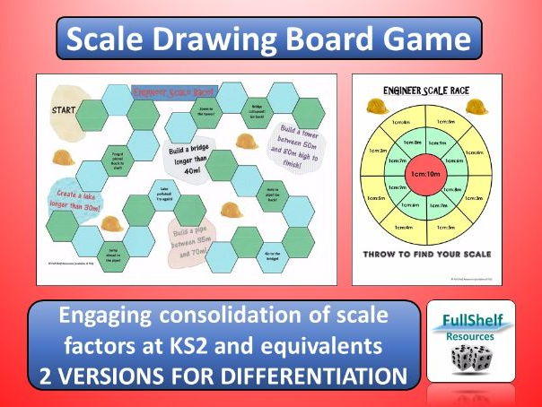 scale drawings scale factors - Garden Design Ks2