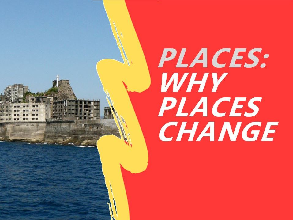 How and why do cities change over time?