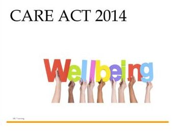 Care Act 2014 Presentation