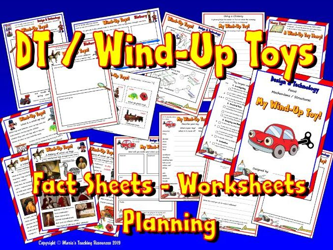 DT / Wind –Up Toys