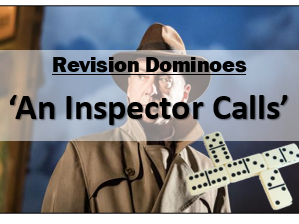 'An Inspector Calls' Revision Dominoes