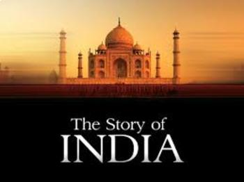 The Story of India: Episode 2: The Power of Ideas: Buddhism TIME STAMP 0-25mins  Questions ONLY