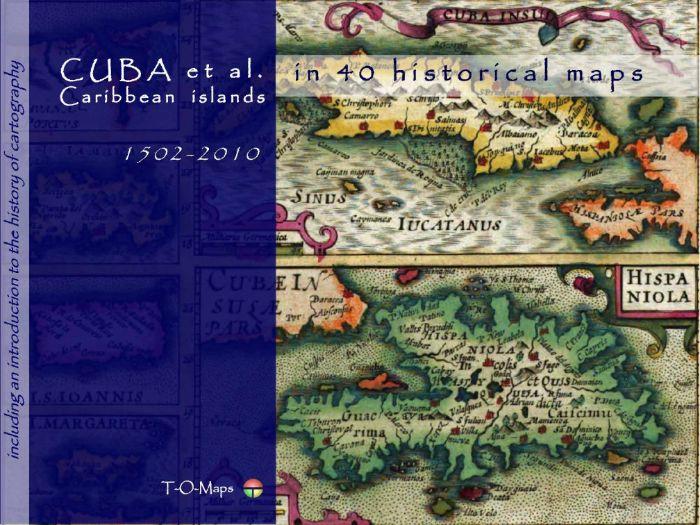 Historical e-Atlas Cuba et al. Caribbean islands