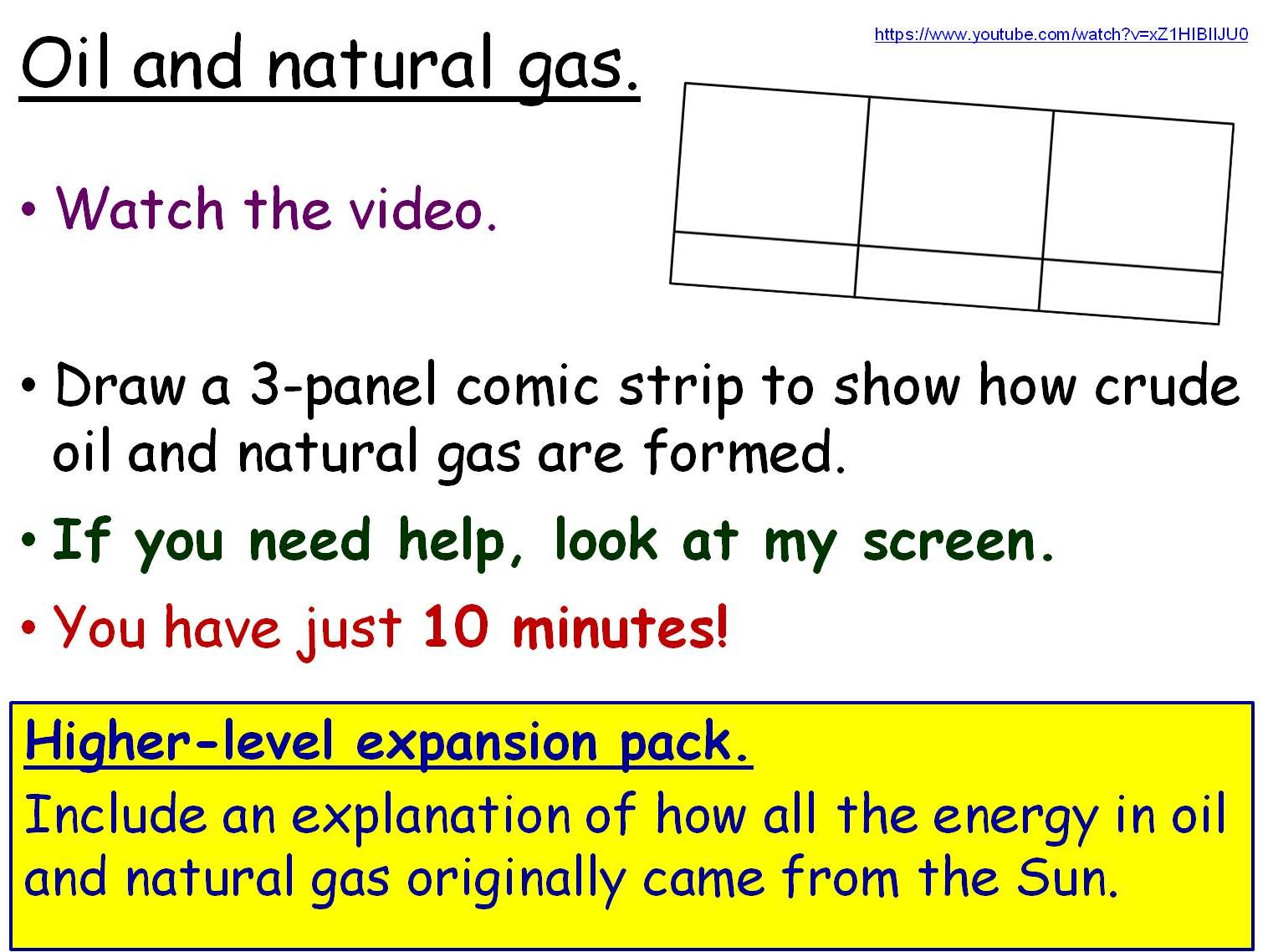 Energy Year 7 Topic- 6 full lessons in 4 PowerPoints (KS3 7I)