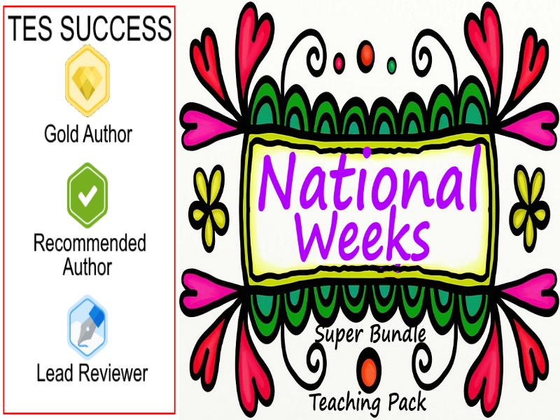 National Week Bundles