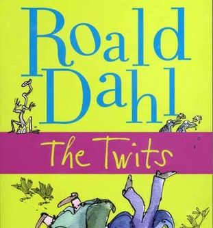 The Twits by Roald Dahl workbook (differentiated)