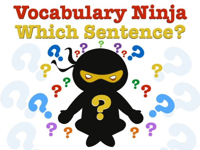 Which Sentence? SPaG SATs Resource