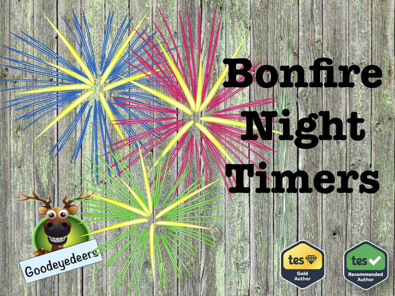 The Bonfire Night Timers