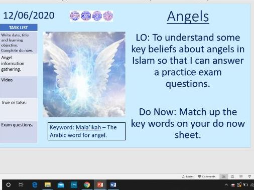 Angels - Islam