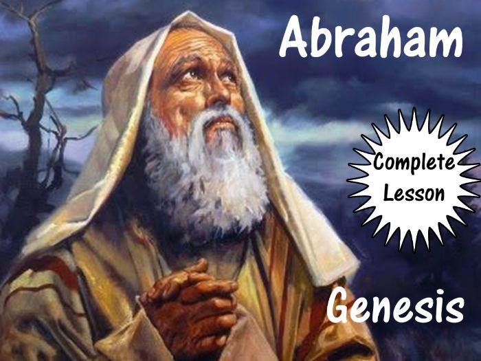 The Covenant with Abraham - Genesis