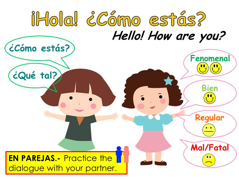 Year 7 Spanish Introduction lesson