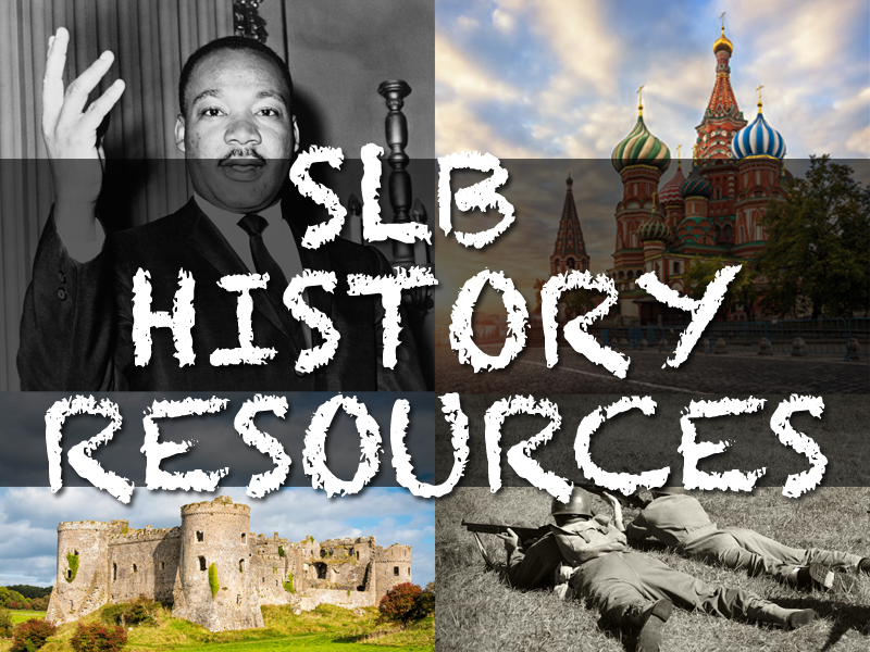 New History OCR A revision activities - International relations